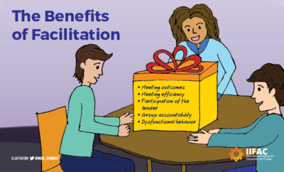 The Benefits of Facilitation