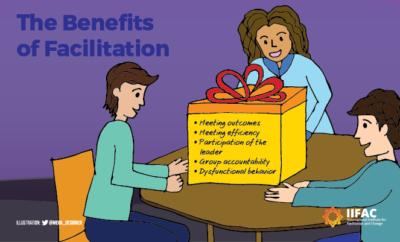 The Benefits of Facilitation