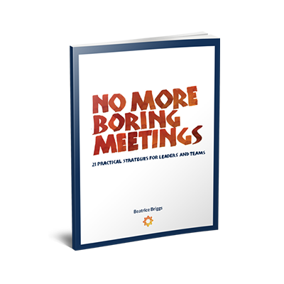 No More Boring Meetings